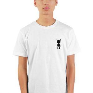 White RN mens t shirt
